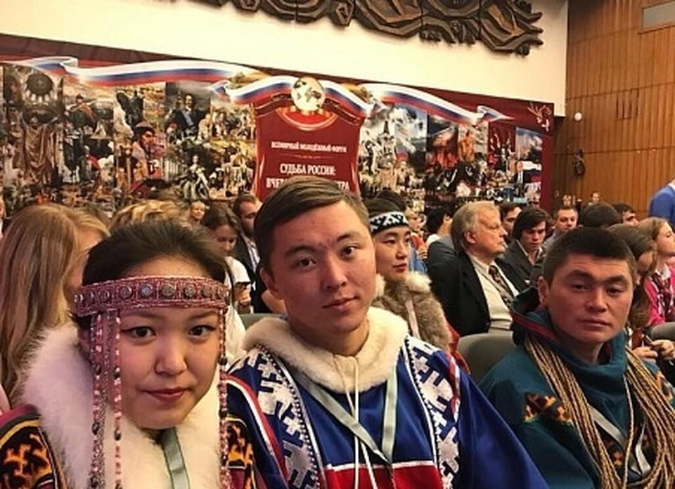 Ямальцы приняли участие в Съезде финно-угорских народов России правительство.янао.рф