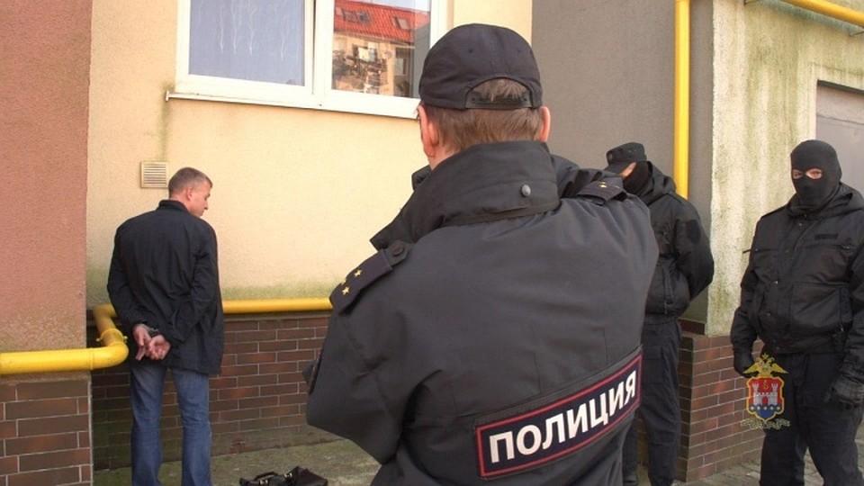 В Боровском районе оперативники уголовного розыска раскрыли грабеж