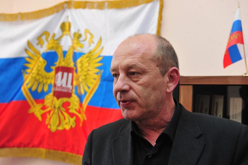 Сергей Соколов, бывший глава службы безопасности Березовского.