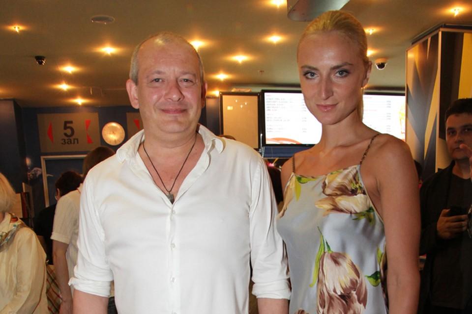 Ксения Бик и Дмитрий Марьянов познакомились 7 лет назад