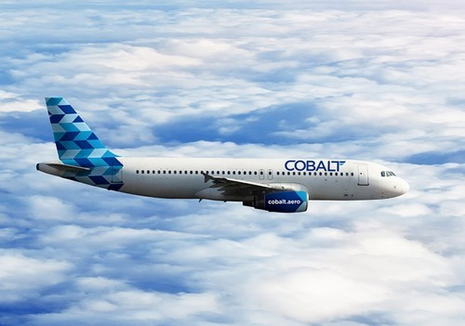 Кипрская авиакомпания Cobalt Air