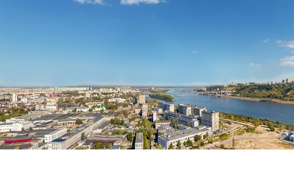 Место, где строится «Жюль Верн», - это географический центр города, в любую его часть можно добраться за 20-25 минут. Фото предоставлено компанией «Жюль Верн».