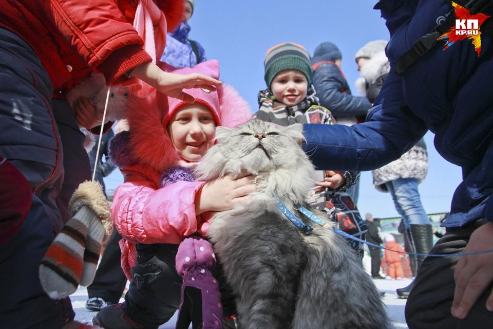 Контактные зоопарки хотят запретить в Алтайском крае