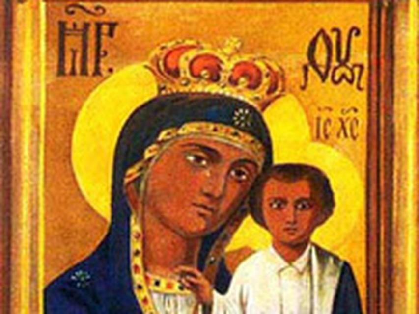 молитва к божией матери каплуновская