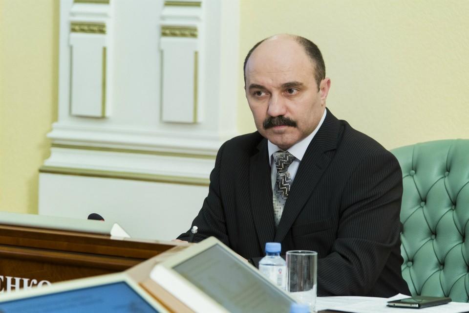 Бабенко ушел в отставку по собственному желанию 2 октября. Фото: правительство Мурманской области