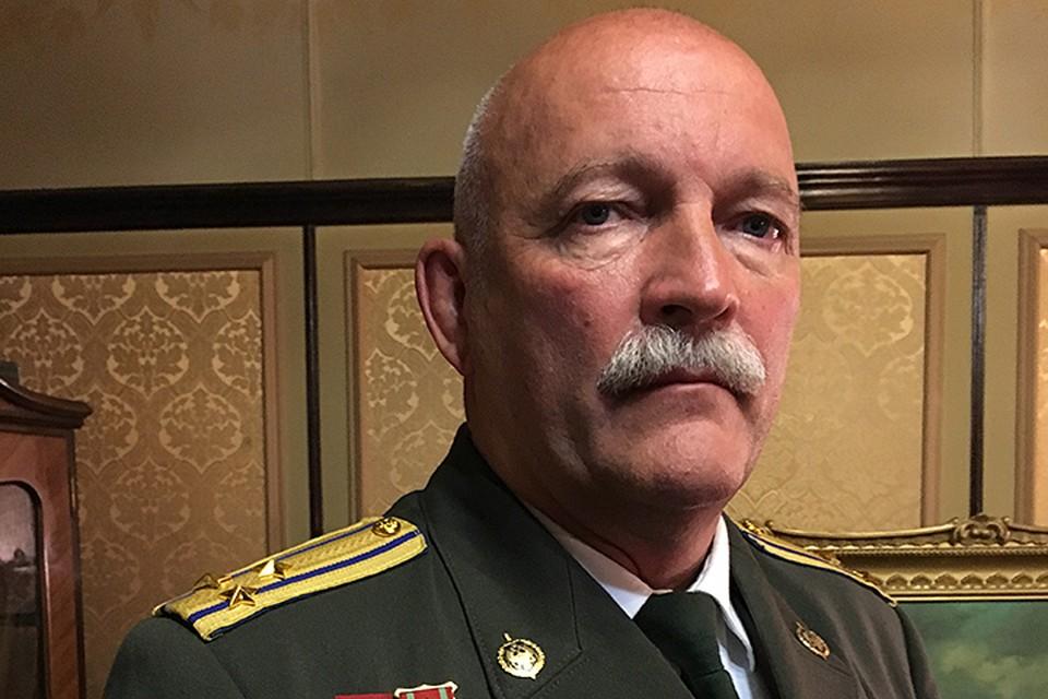 Одним из участников этого штурма был полковник Центра спецназначения ФСБ Виталий Демидкин