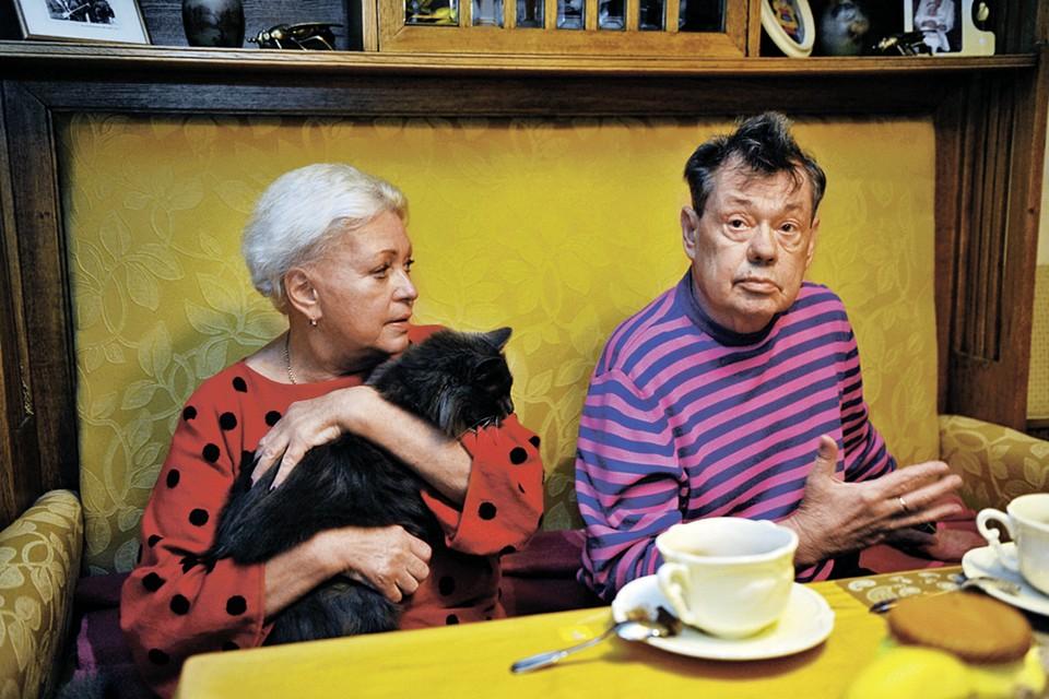 Артист и его супруга не собираются сдаваться - будут бороться с болезнью.