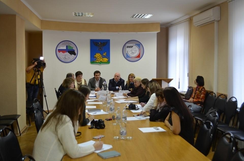 пресс-конференция по ЖКХ