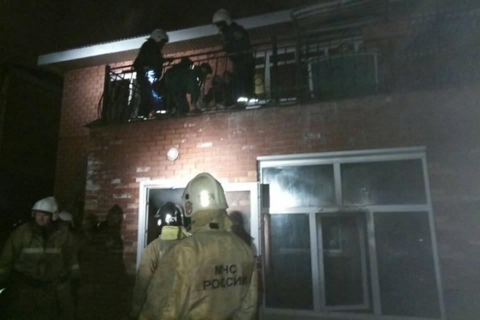 Пожар в доме престарелых в волгоградской области дом престарелых жуковка
