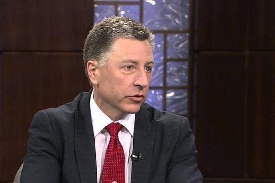Волкер сообщил, причем так, что стало понятно, что это не его личное мнение, а позиция государства, что США не намерены увязывать вопрос урегулирования ситуации на Донбассе с крымской тематикой