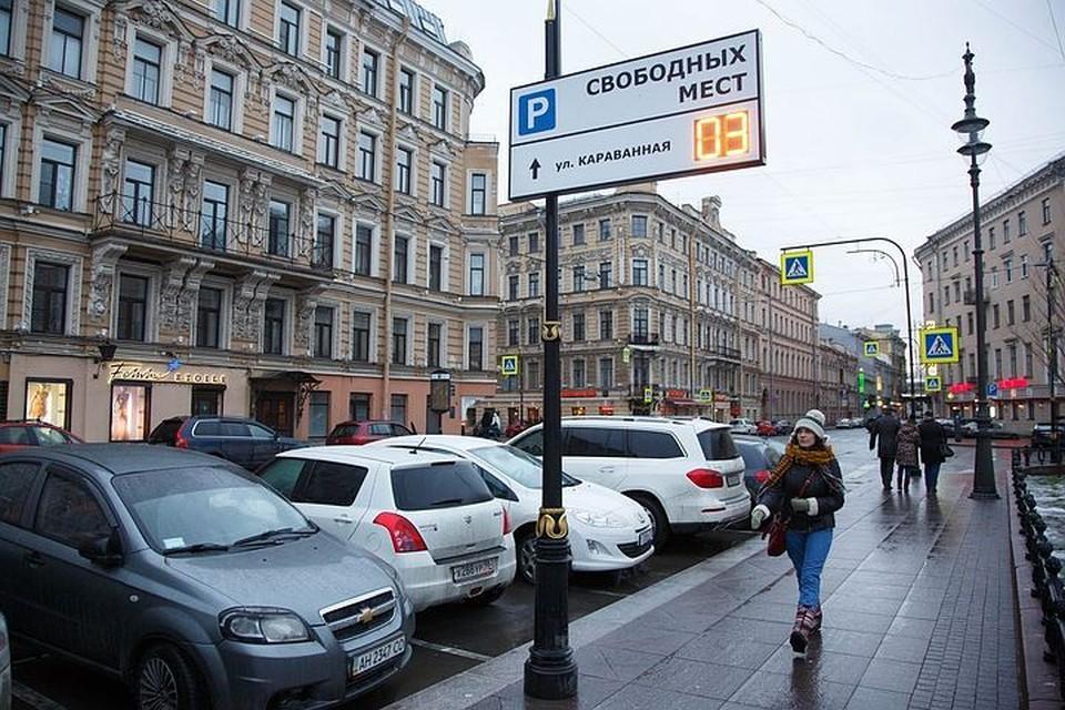 Автомобилей все больше, парковок – меньше: как решить транспортную проблему Петербурга