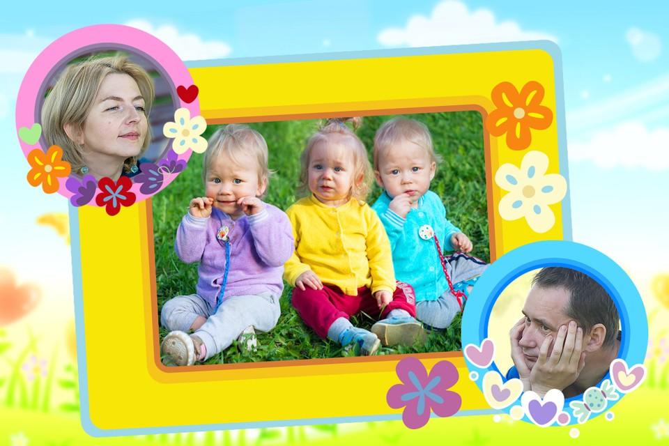Семья Аксяновых