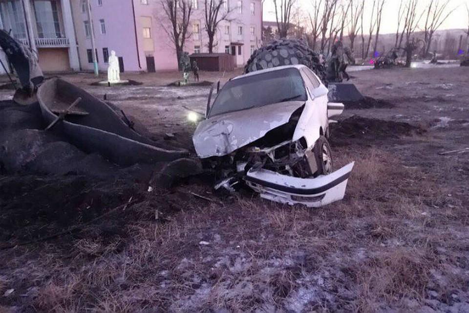 Попал в аварию ахмед го чс гурьевск