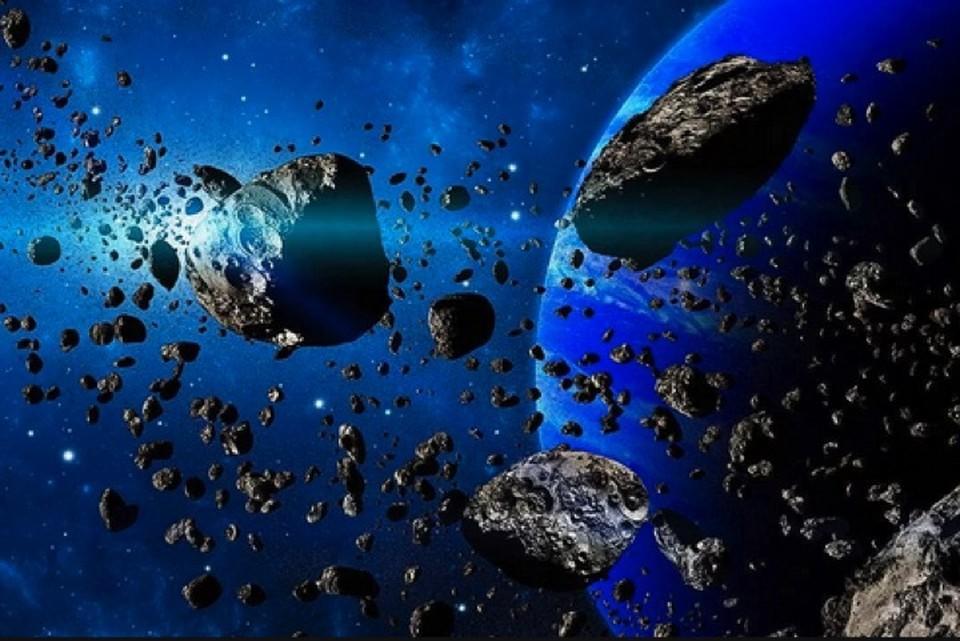Астероид Фаэтон сильно намусорил вокруг себя.