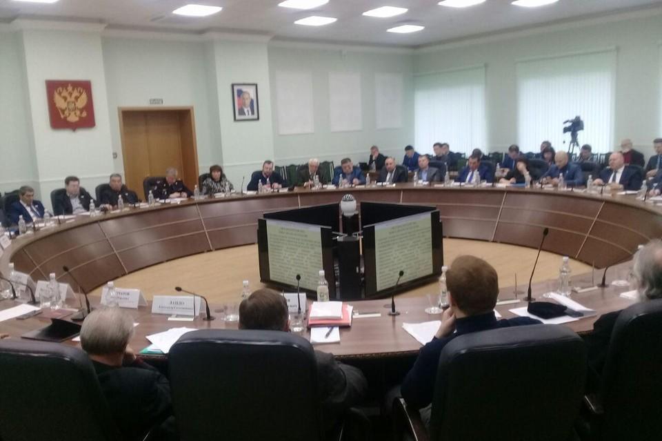 Форум по межнациональному согласию в ПИУ имени Столыпина.