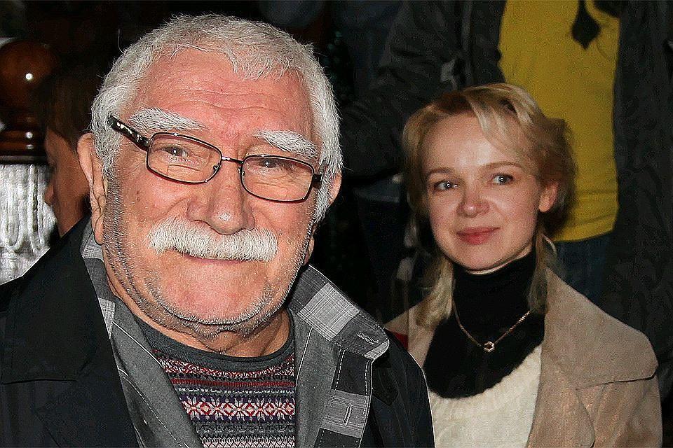 Мазур рассказала о планах Цымбалюк-Романовской обобрать Джигарханяна «до нитки»