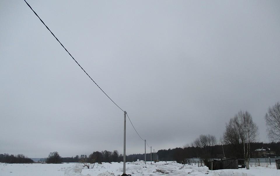 В сёлах заменили электроснабжение ооо горстроймонтаж г.осиповичи