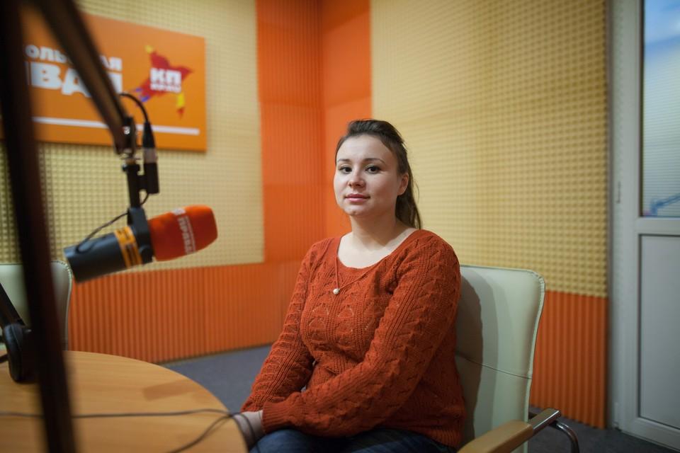 Директор производства Буденновского мясокомбината «ДЮК» Альбина Ибрянова