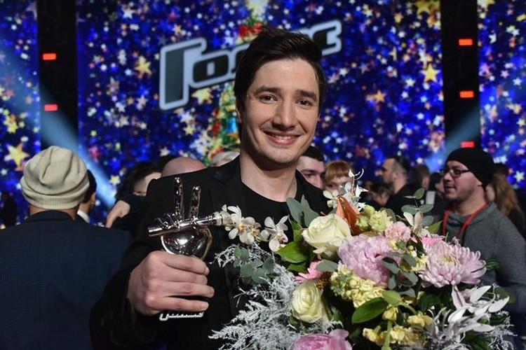 Победитель шоу «Голос-6» Селим Алахяров Фото: Максим ЛИ