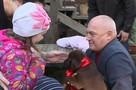Девочка из Крыма получила в подарок на Новый год щенка от Путина