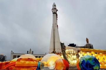 Мэр Москвы пообещал бесплатные катания на тюбинговой горке на ВДНХ