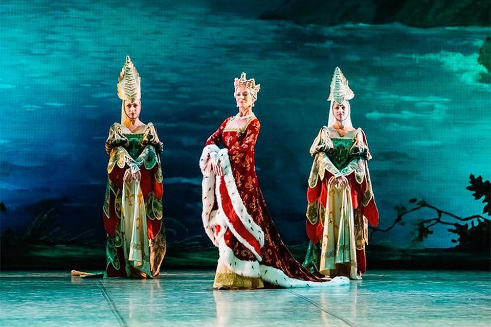 где купить билеты в театр оперы и балета самара