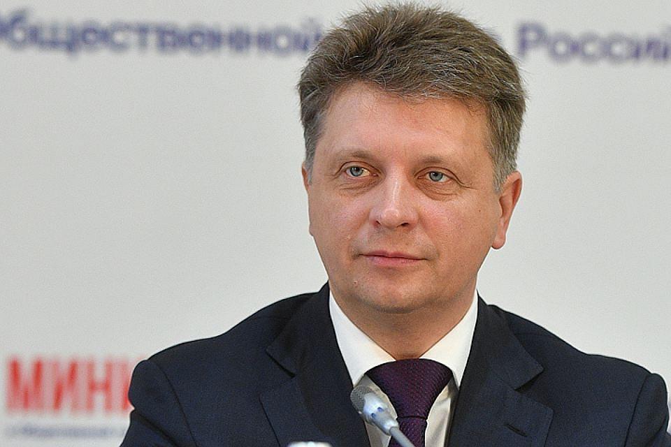 Министр транспорта РФ Максим Соколов.