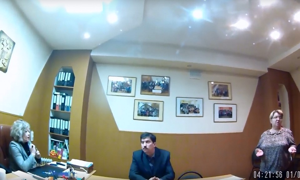 В кабинете директора видео — photo 10