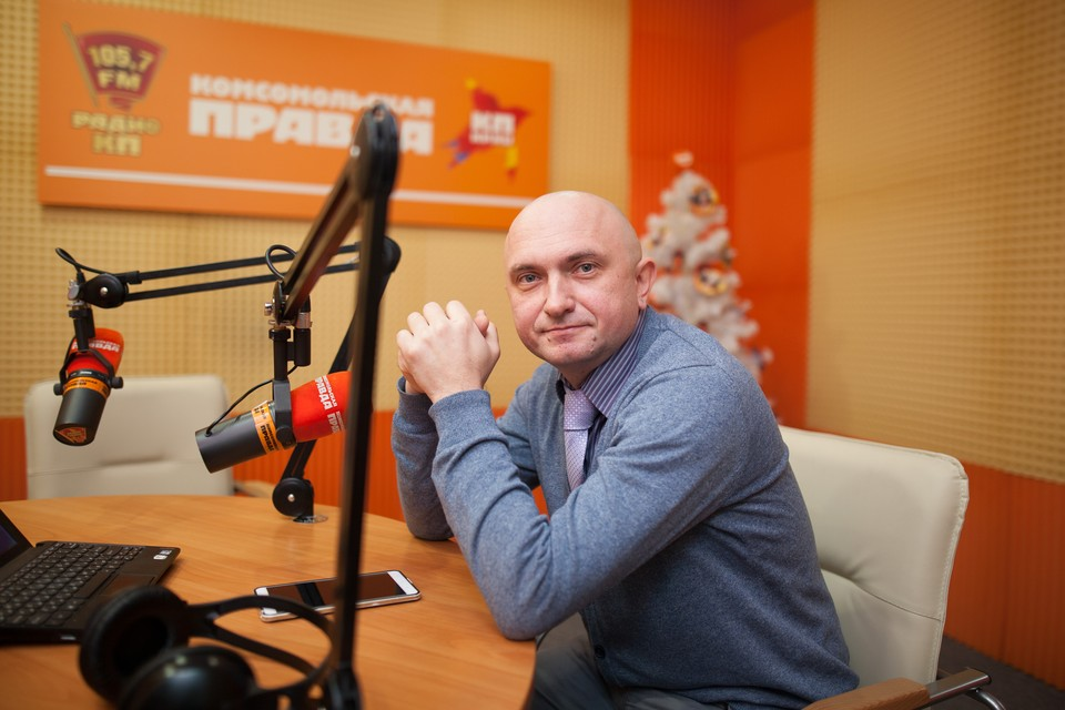 Блогер Сергей Зайцев