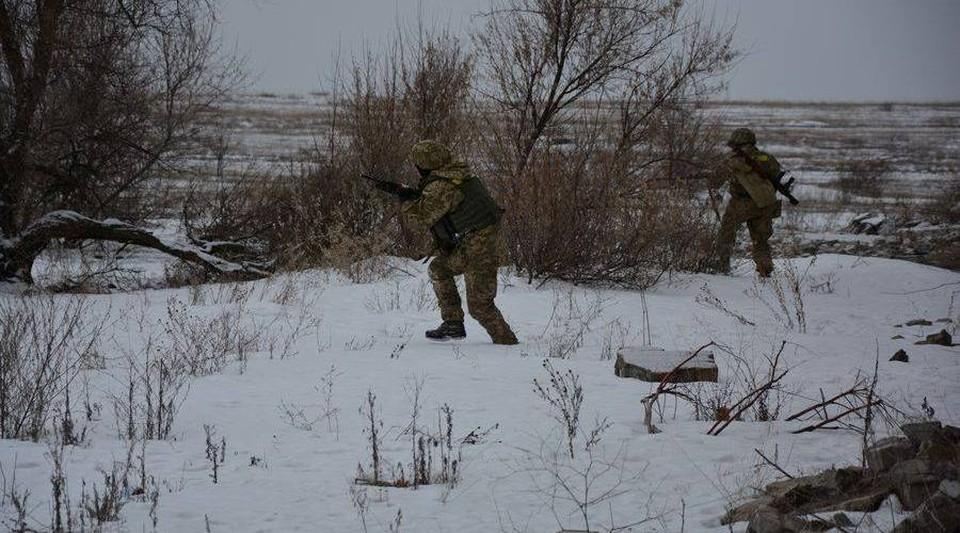 Теперь у боевиков ВСУ даже юридически развязаны руки. ФОТО: donbass.comments.ua