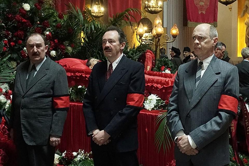 Фильм повествует о борьбе за власть, развернувшейся в СССР после смерти Иосифа Сталина