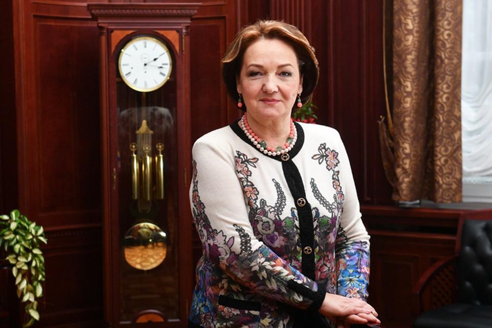 Галина Золина утверждена в должности ректора РГАУ-МСХА.