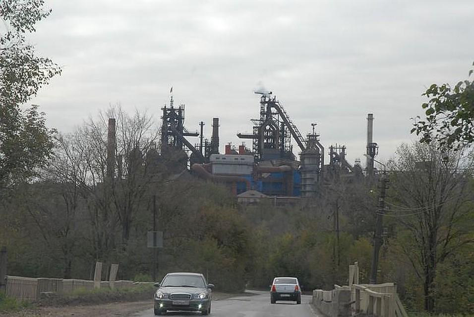 Косогорский металлургический завод в Туле наказали за рыже-бурое облако