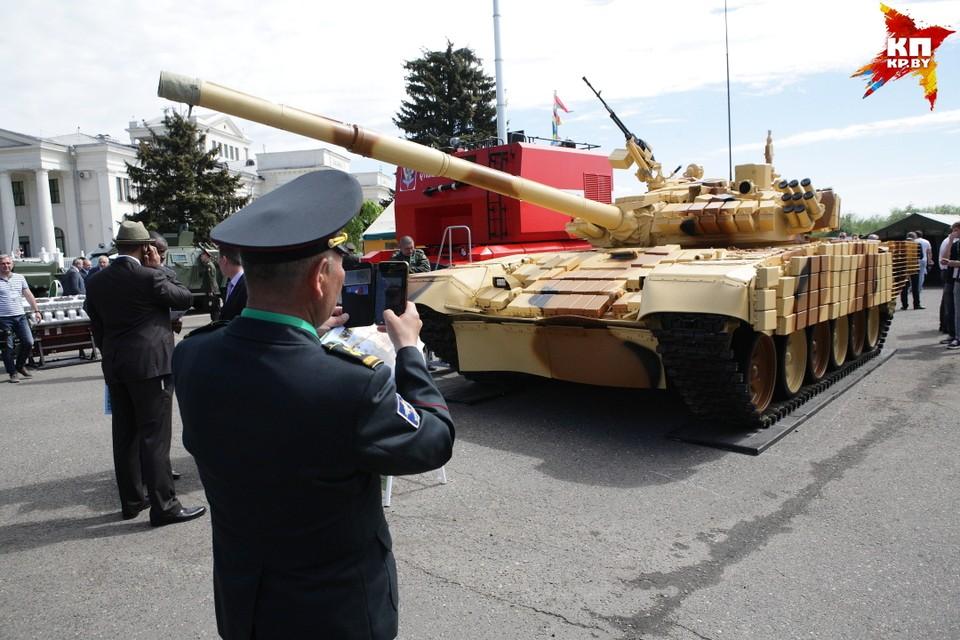Беларусь вошла в топ-20 мировых экспортеров оружия.