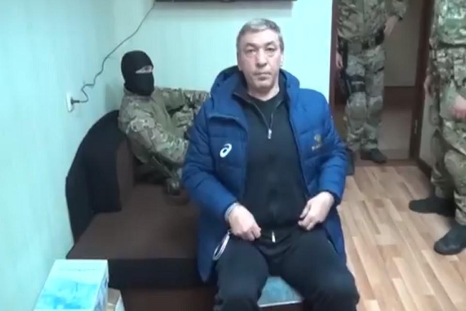 Абдусамад Гамидов. Фото: Youtube CК РФ