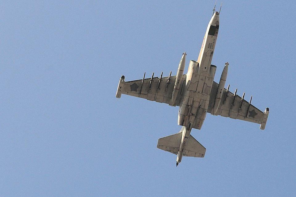 Ведомый сбитого Су-25 рассказал, как прикрывал командира с воздуха