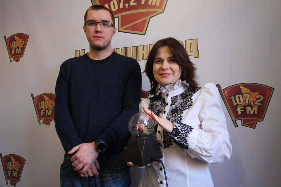 Только у нас. Алексей Байгашов и Наталья Азаренко