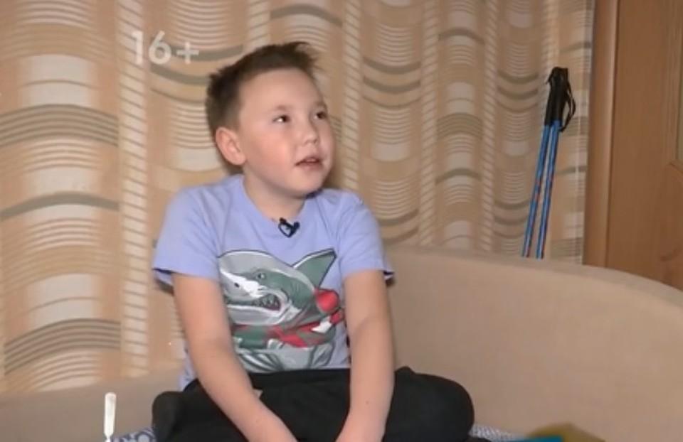 9 летний мальчик продал мать и бабушку в сексуальное рабство
