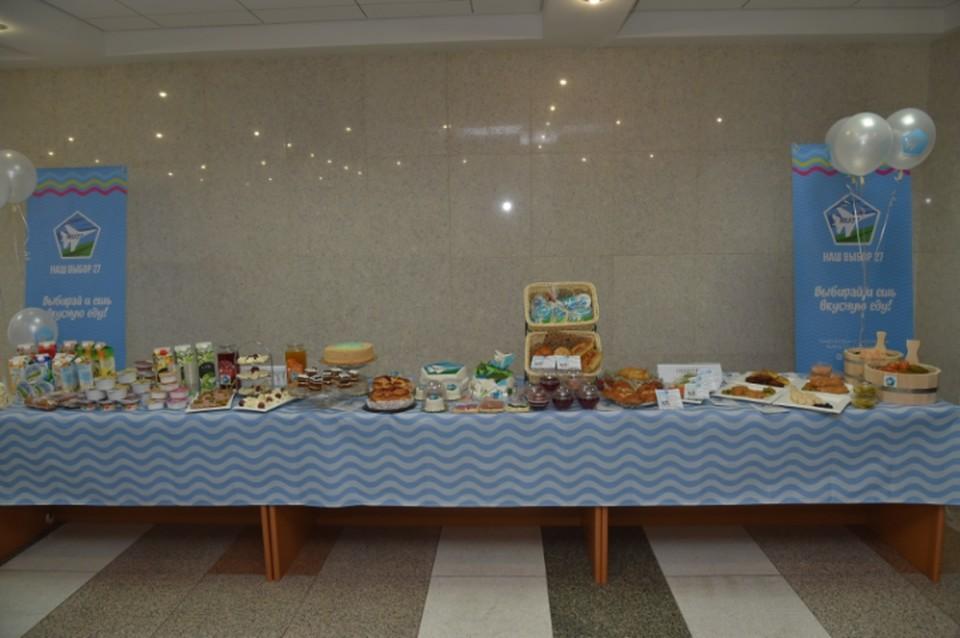 На выборах 2018 в Хабаровском крае продадут торты и колбасы от местных фермеров со скидкой