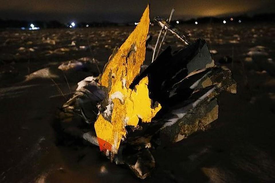 На борту Ан-148 были 71 человек, все погибли.
