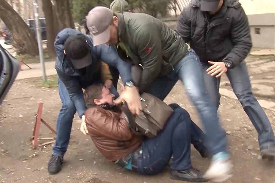 Задержанный в Крыму шпион сознался в работе на СБУ