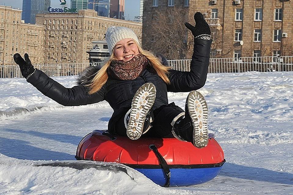 В Москве 20 февраля обещают облачную погоду и небольшой снег