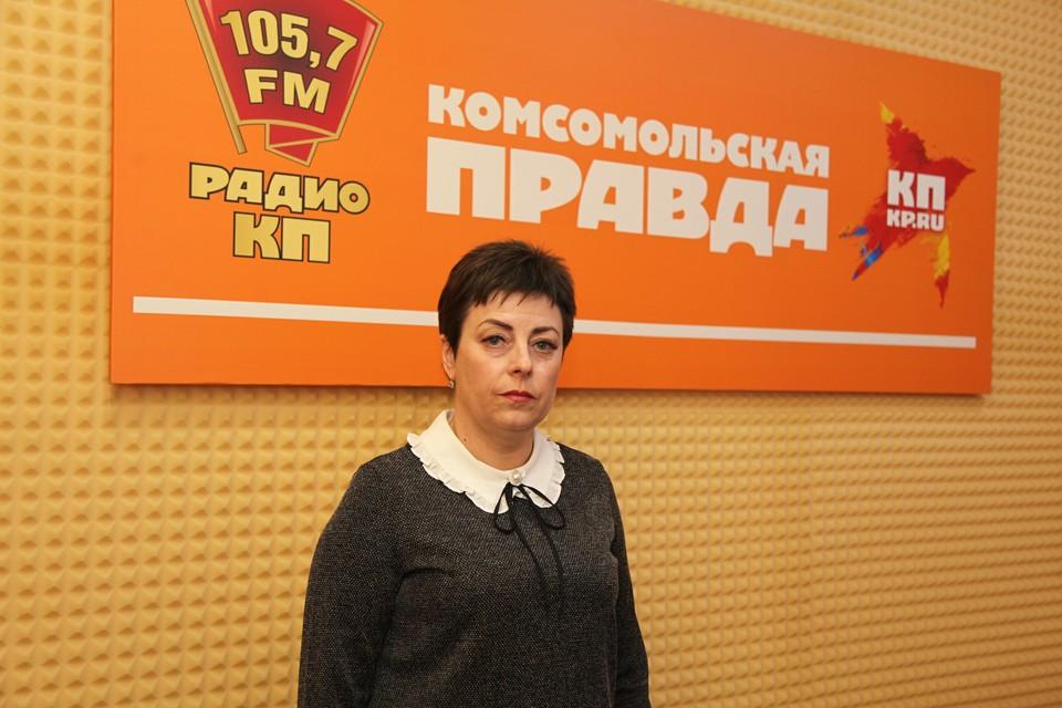 Заведующая кардиологическим отделением Ставропольской краевой клинической больницы Ирина Фаянс