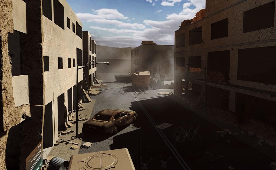 Студенты оказываются в виртуальной зоне боевых действий ФОТО: пресс-служба СамГТУ