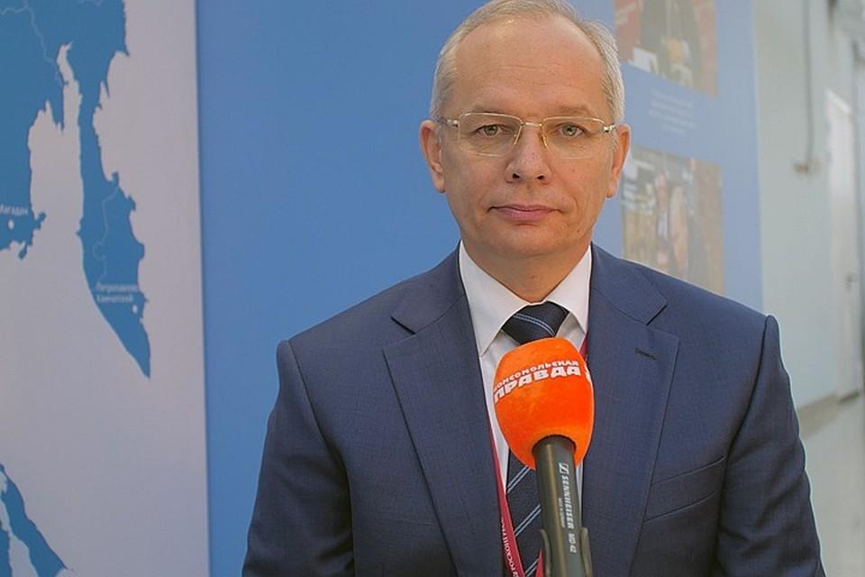 Премьер-министр правительства Башкортостана Рустэм Марданов