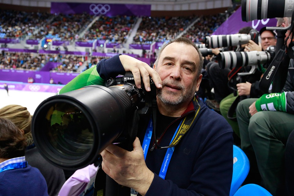 Владимир Веленгурин делится своими впечатлениями от прошедших игр