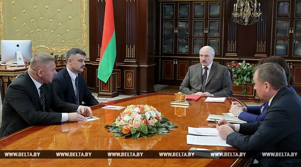 Новым министром спорта и туризма стал Сергей Ковальчук фОТО: belta.by