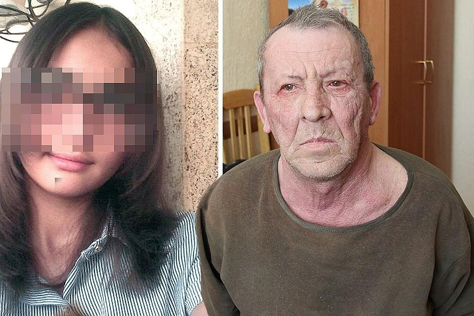 Похититель девочки, 58-летний Сергей, когда-то работал в магазине её родителей разнорабочим.