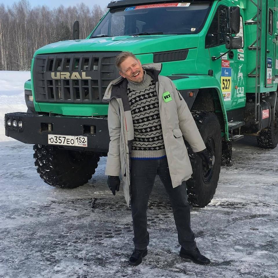 В своем фильме Петер Шмейхель подчеркивает колорит России - хозяйки ЧМ-2018
