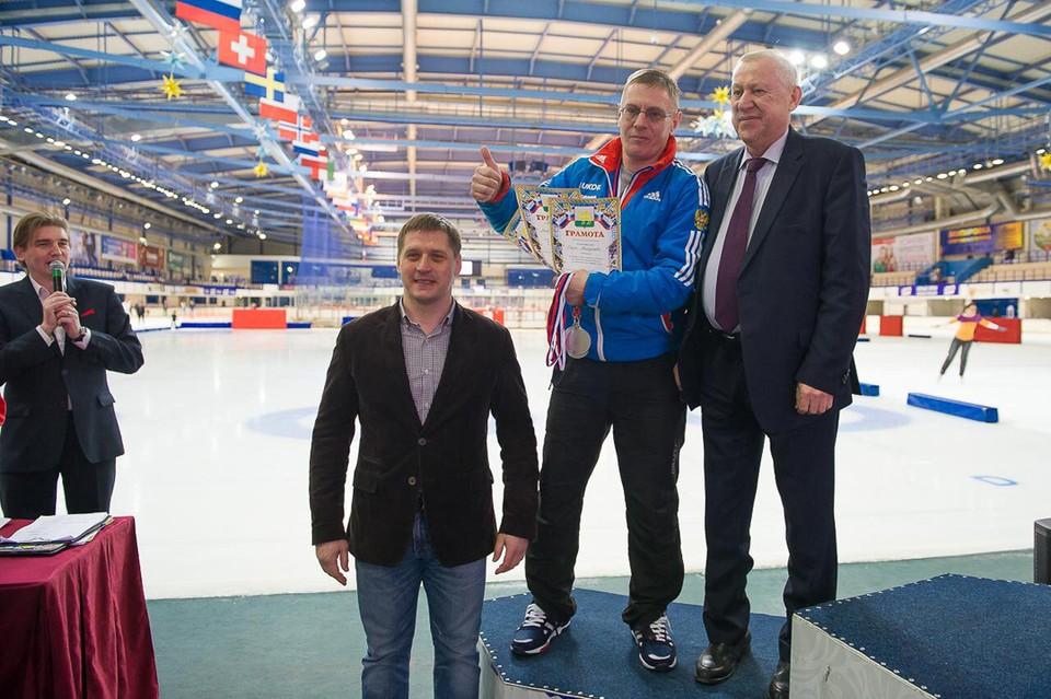 Глава города поздравил «Комсомолку» с призовым местом.